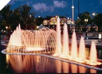 Commercial Fountains Technology