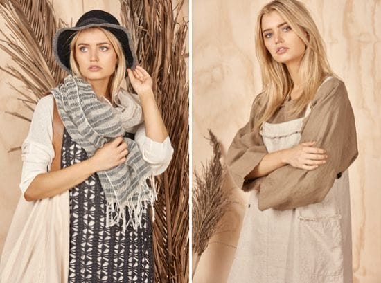 The Shanty Corporation ~ effortlessly chic ladies wear with a classic bohemian aesthetic