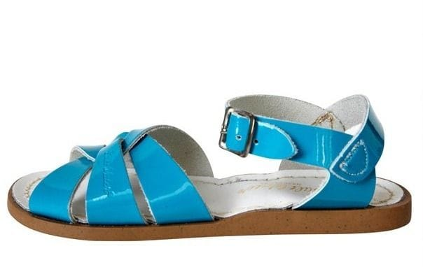Saltwater Sandal - Turquoise