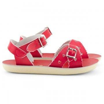 Saltwater Sandal - Sun-San Sweetheart - Red
