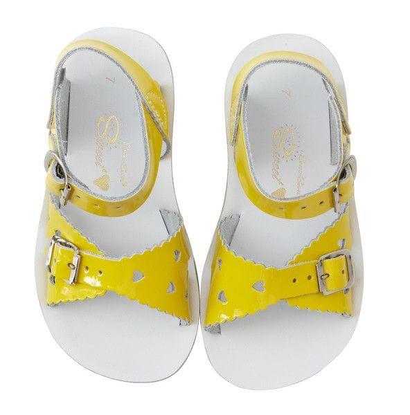Saltwater Sandal - Sun-San Sweetheart - Yellow