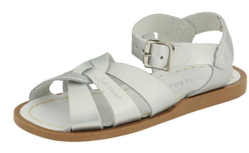 Saltwater Sandal - Silver