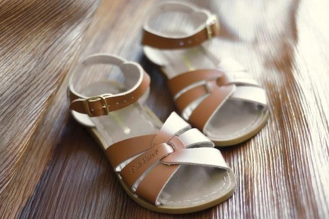 Saltwater Sandal - Tan