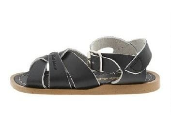 Saltwater Sandal - Black