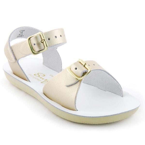 Saltwater - Sun-San Surfer Sandal - Gold