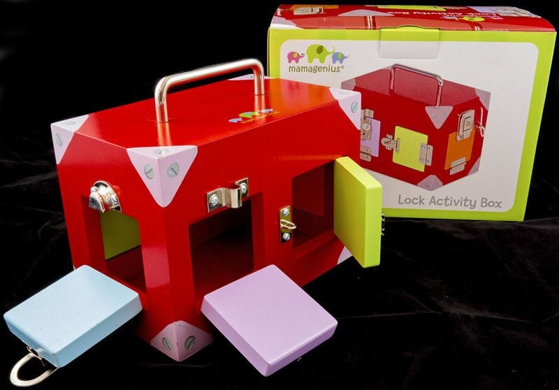 Mamagenius - Lock Activity Box