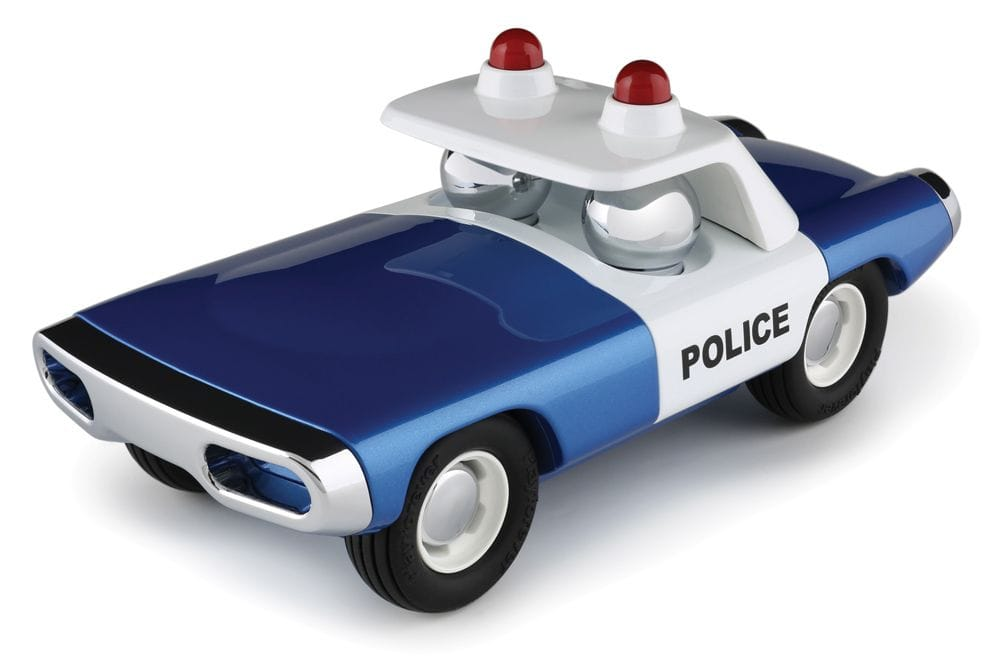 Playforever - Heat Blue Police