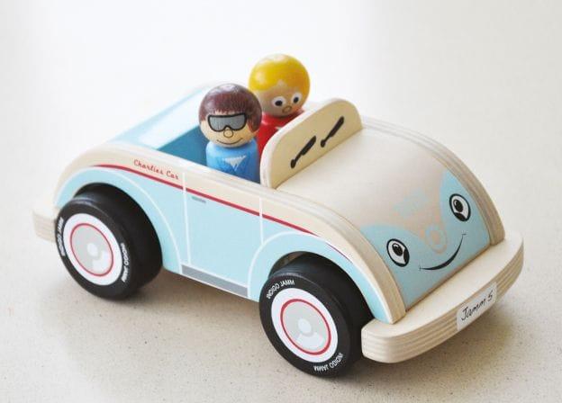 Indigo Jamm - Charlies Car