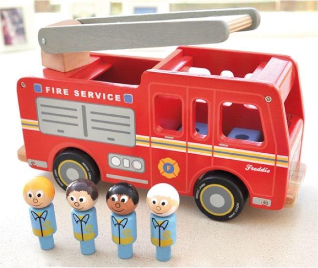 Indigo Jamm - Freddie Fire Engine