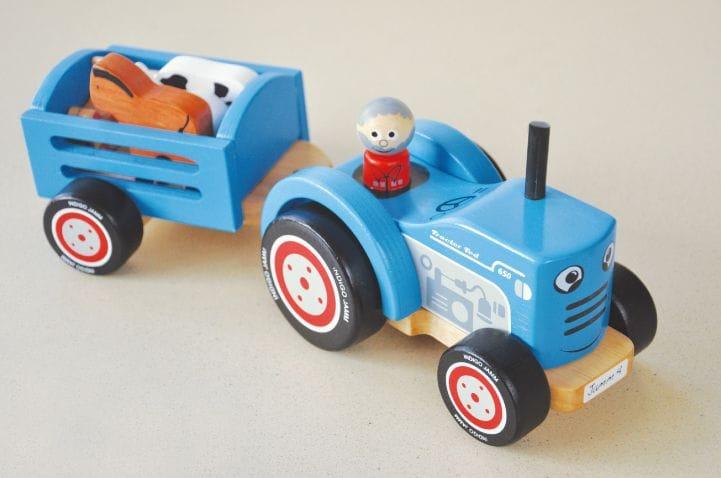 Indigo Jamm - Tractor Tim