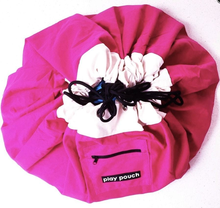 Play Pouch - Hot Pink