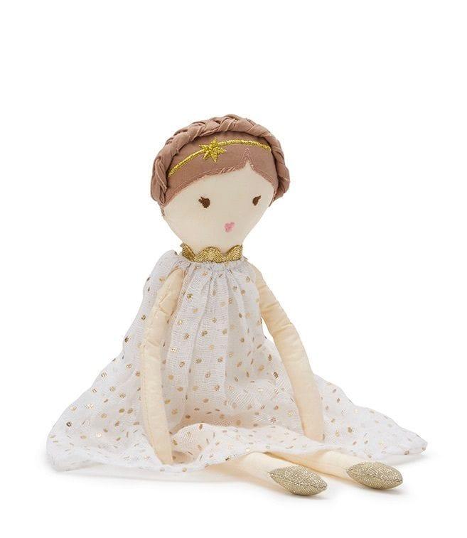 Nana Huchy - Lottie Doll - White