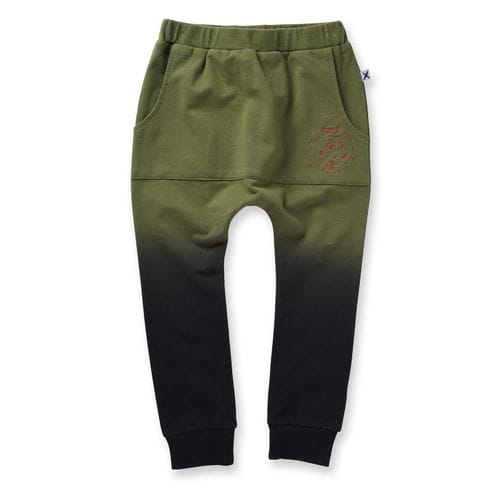 Minti - Scribble Man Furry Pouch Trackies