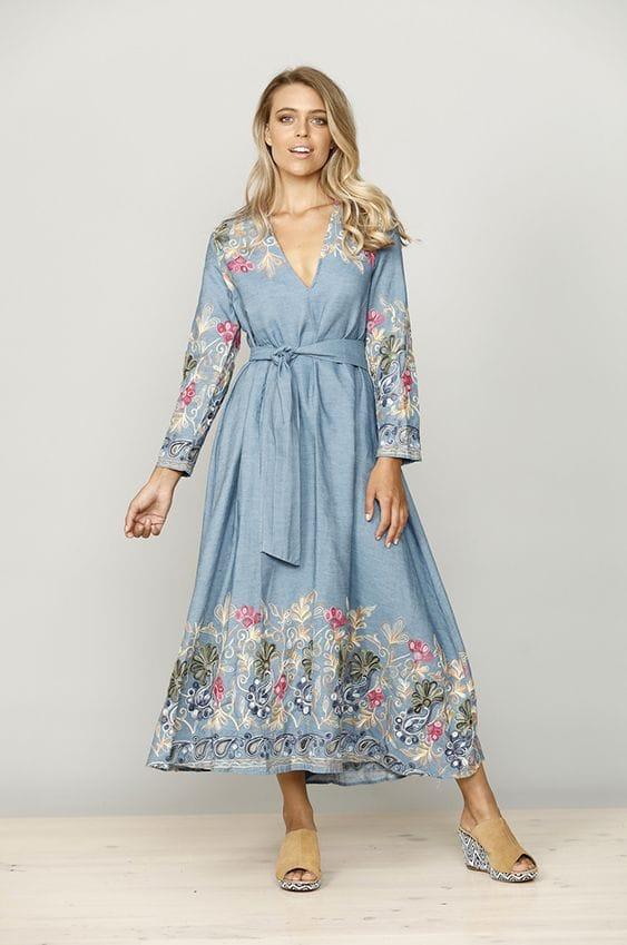 Brave + True - Wildflower Dress