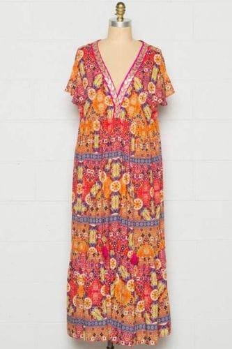 Ruby Yaya - Cortez Maxi Dress