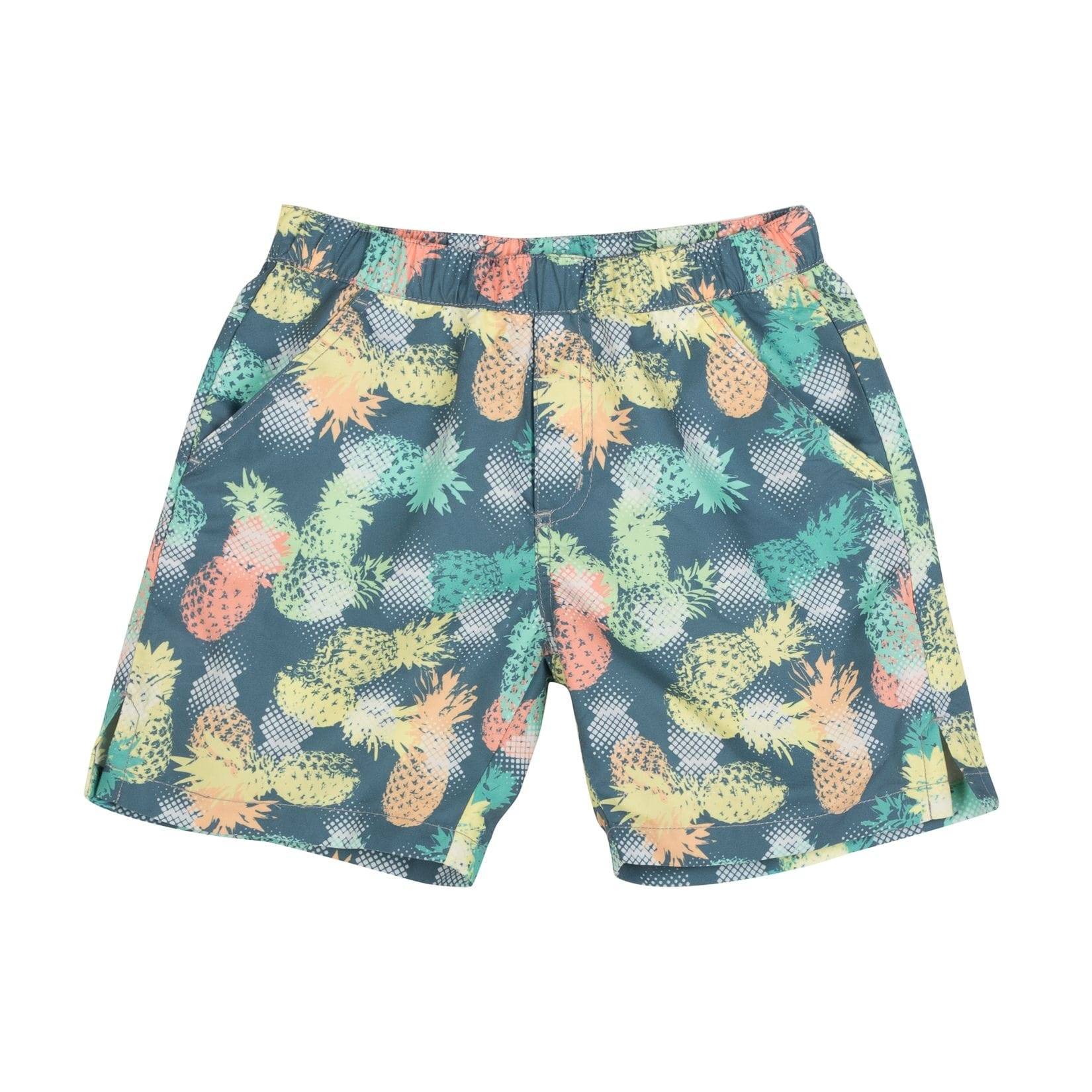 Paper Wings - Short Boardshorts - Pine Proof