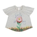 Little Wings by Paper Wings - Smock T-shirt - Smile all Day