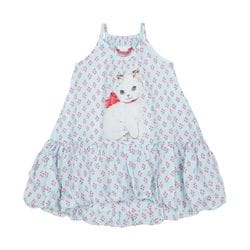 Little Wings by Paper Wings - Bubble Dress - Retro Kitten
