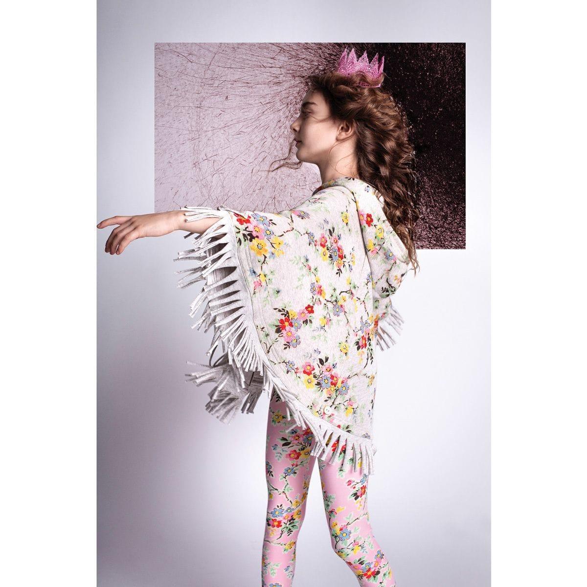 Paper Wings - Classic Legging - Vintage Flowers