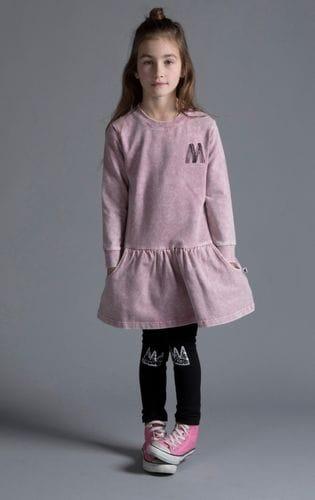 Minti - Blasted Jumper Dress