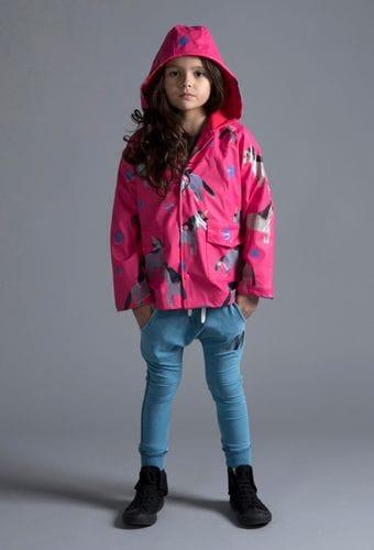 Minti - Magical Lined Raincoat