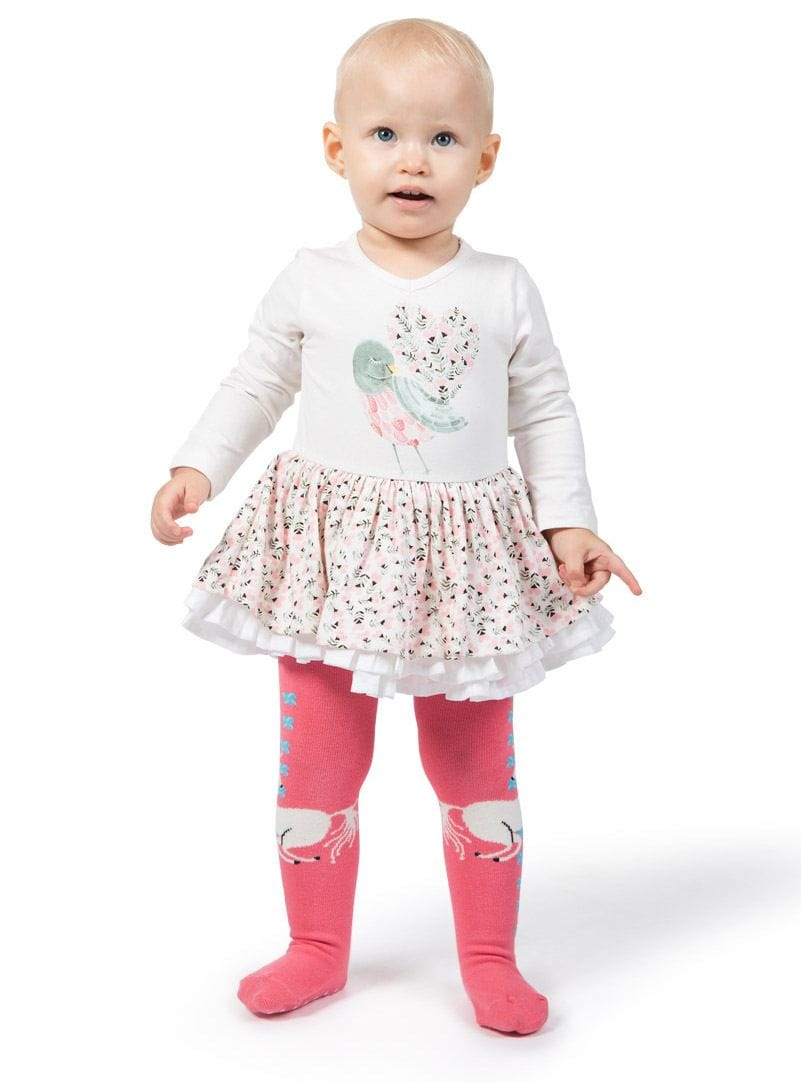 Little Wings by Paper Wings - Tights - Unicorns