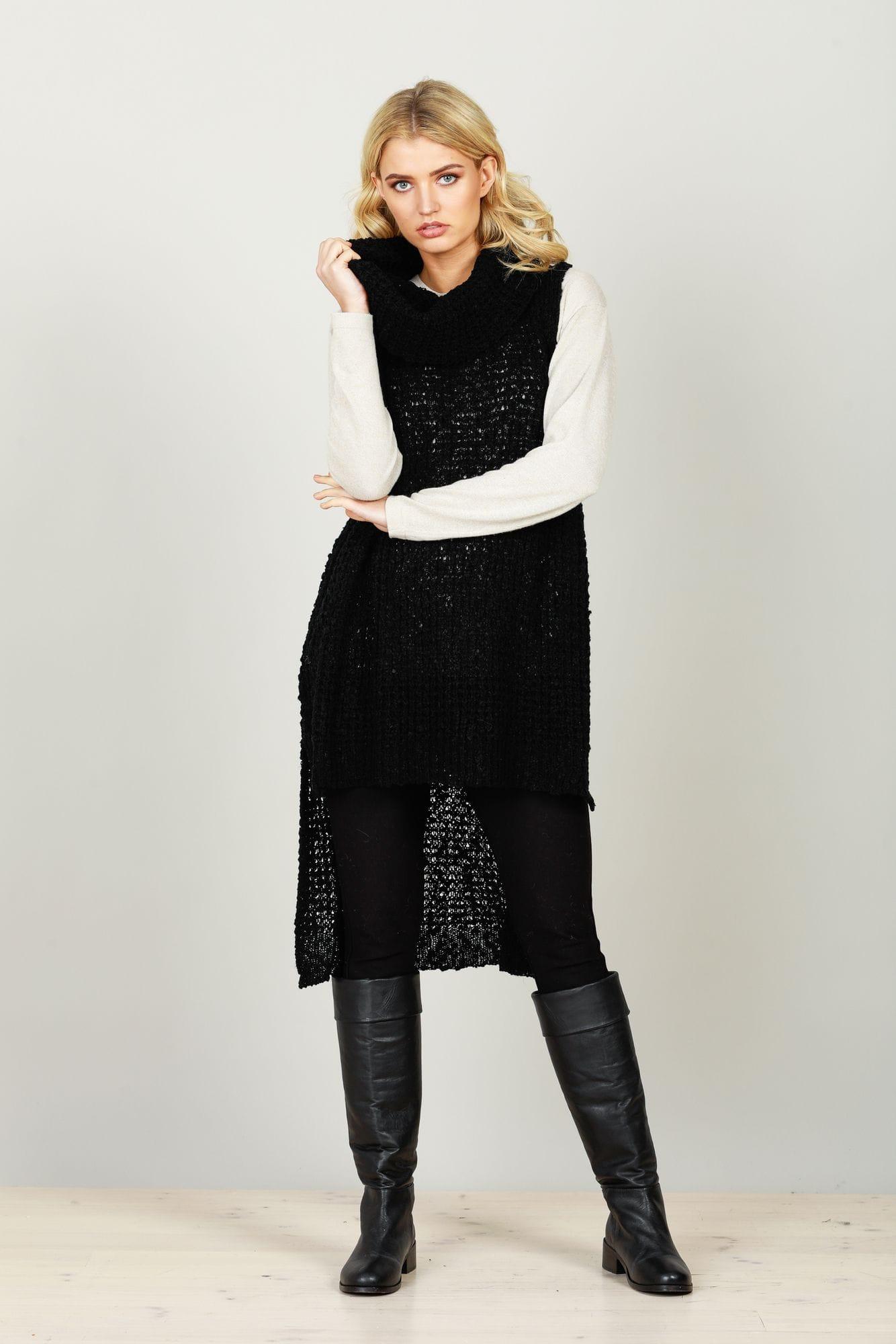 Brave + True - Bluebell knit