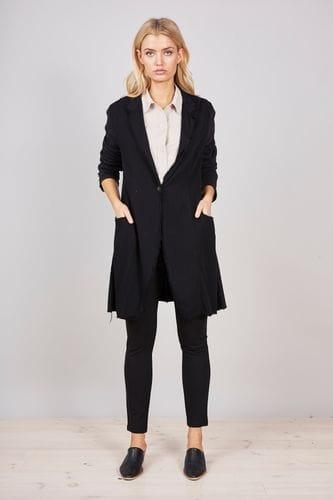 Brave + True - Rhine jacket - Black