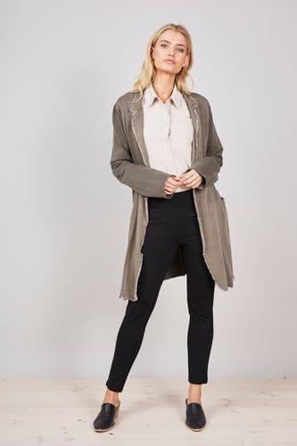 Brave + True - Rhine jacket - Moss