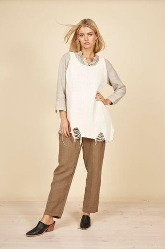 The Shanty Corporation - Soho Vest - Vanilla