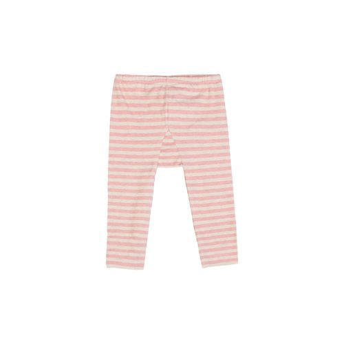 Little Wings by Paper Wings - Leggings without Feet - Pink Stripes