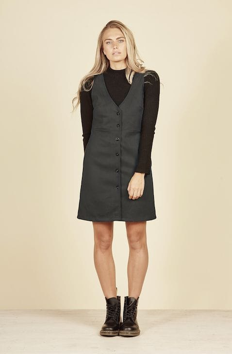 Daisy Says - Phoebe Dress - Black