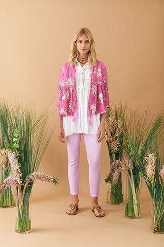 Rubyyaya - Germaine Jacket Orchid
