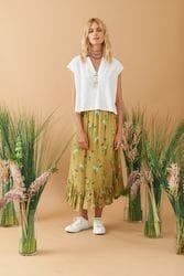 Rubyyaya - Orchid Skirt - Olive