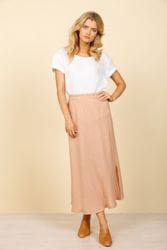 Shanty Corporation - Sicily Skirt - Desert