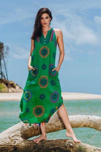 Lula Soul - Pipa Maxi Dress