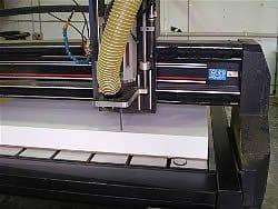 CNC Router Cutting, P&M Plastics and Rubber, Plastic Fabrication, Gold Coast, Brisbane