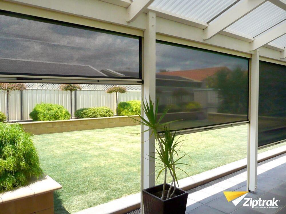 Outdoor Blinds Gold Coast | Custom Blinds & Shutter World