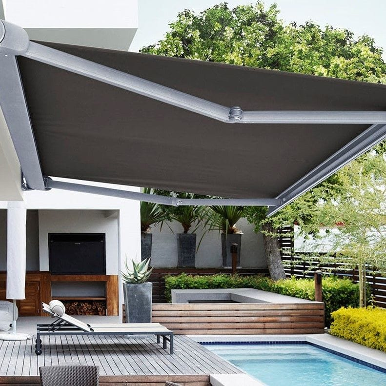 Outdoor Awnings Custom Blinds Amp Shutters Gold Coast