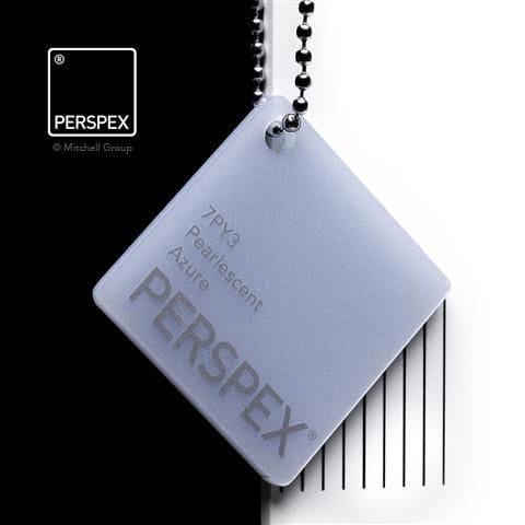 Holland Plastics Perspex® Pearlescent Azure