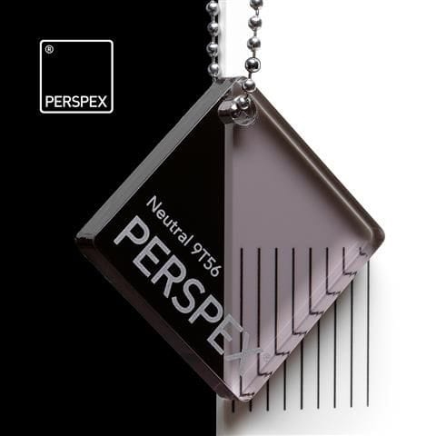 Holland Plastics Perspex® Transparent Colours & Tints - Nuetral 9T56