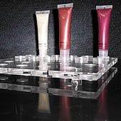 Laser Cut acrylic cosmetic tray