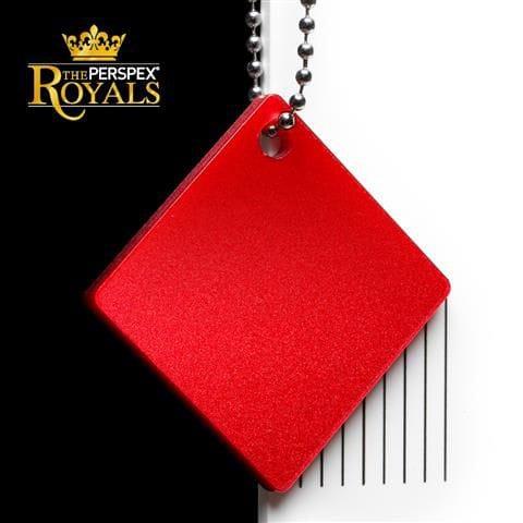 Holland Plastics Perspex® Royals Red
