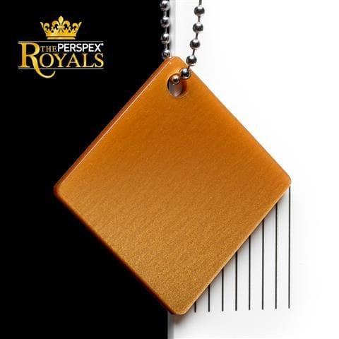 Holland Plastics Perspex® Royals Gold