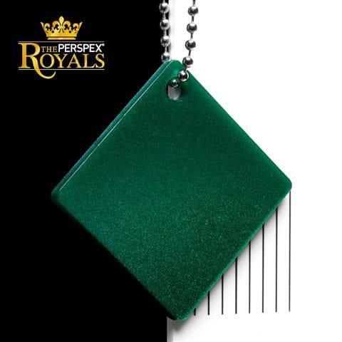 Holland Plastics Perspex® Royals Green