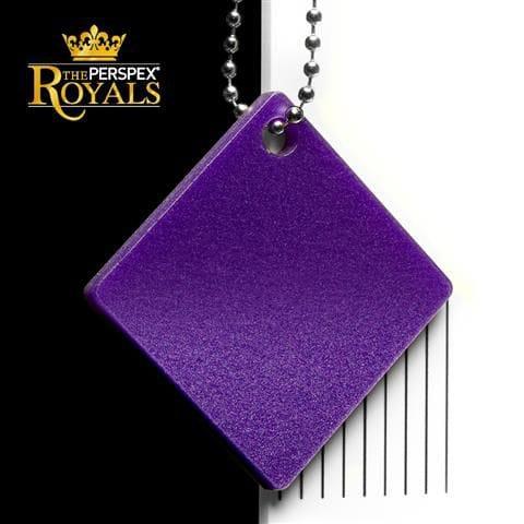 Holland Plastics Perspex® Royals Purple