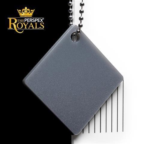 Holland Plastics Perspex® Royals Silver