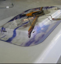CNC Vacuum Forming Thermoplastic Material, Acrylic Perpex - Gold Coast, Brisbane