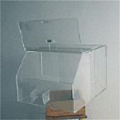 Holland Plastics Cast Acrylic Sheet Box