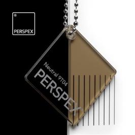 Holland Plastics Perspex® Transparent Colours & Tints - Nuetral 9T04